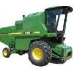 John Deere 1174 Tractor Parts