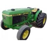 John Deere 2355N TSS Tractor Parts