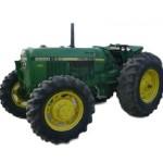 John Deere 2555 CS Tractor Parts