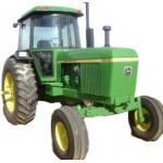John Deere 4240 Tractor Parts