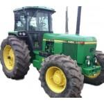 John Deere 4350 Tractor Parts