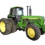 John Deere 4555 Tractor Parts
