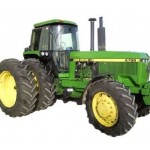 John Deere 4850 Tractor Parts