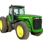 John Deere 8100 Tractor Parts