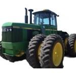 John Deere 8450 Tractor Parts
