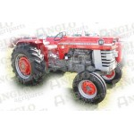 Massey Ferguson 165 Tractor Parts