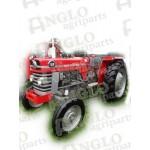 Massey Ferguson 168 Tractor Parts