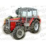 Massey Ferguson 254 Tractor Parts