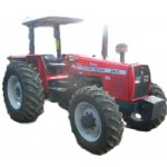 Massey Ferguson 283 (Brasil - South Africa) Tractor Parts