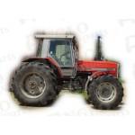 Massey Ferguson 3660 Tractor Parts