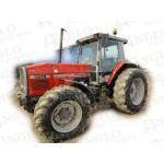 Massey Ferguson 3670 Tractor Parts