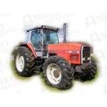 Massey Ferguson 3680 Tractor Parts