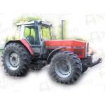 Massey Ferguson 3690 Tractor Parts