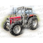 Massey Ferguson 382 Tractor Parts