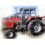 Massey Ferguson 383 Tractor Parts