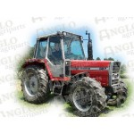 Massey Ferguson 387 Tractor Parts