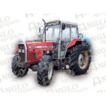 Massey Ferguson 390T Tractor Parts