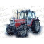 Massey Ferguson 397T Tractor Parts