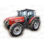 Massey Ferguson 4360 Tractor Parts