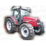 Massey Ferguson 4365 Tractor Parts
