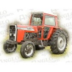Massey Ferguson 595 Tractor Parts