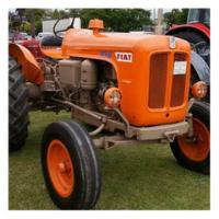 Fiat Tractors - A History