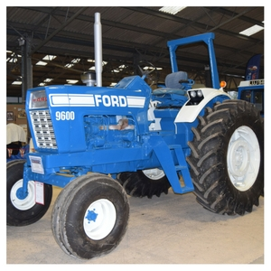 A History Of Tractors - Ford New Hoalland