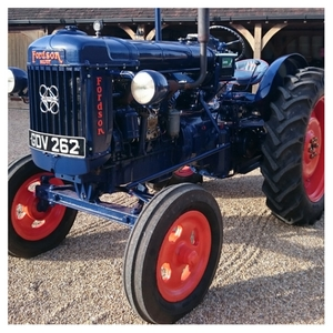 A History Of Tractors - Fordson