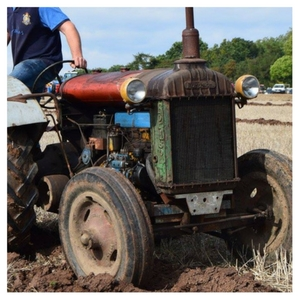 A History Of Fordson Tractors