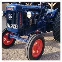 Fordson Tractors - A History