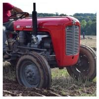 Massey Ferguson Tractors - A History
