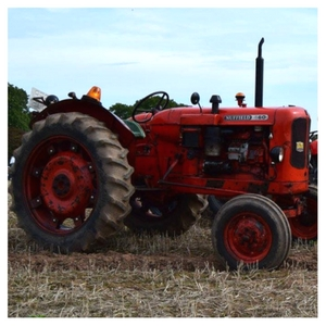 A History Of Leyland Tractors