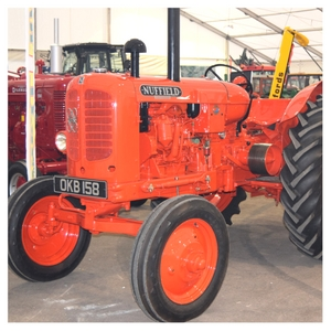 A History Of Tractors - Leyland