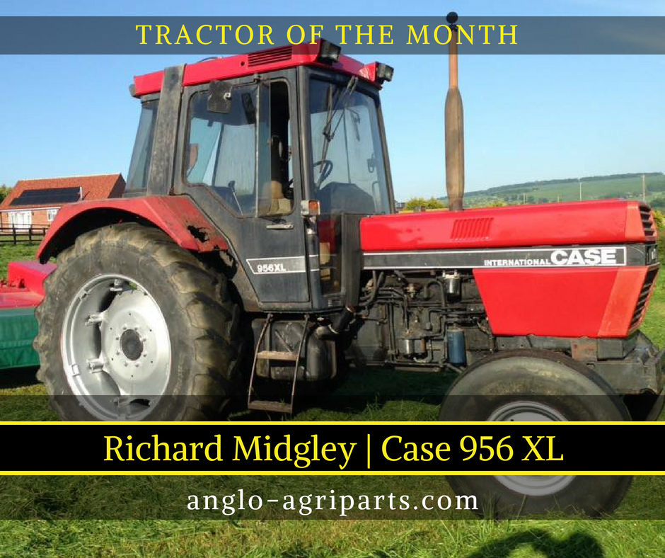 TRACTOR OF THE MONTH JULY 2018