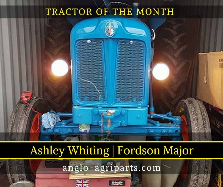TRACTOR OF THE MONTH APRIL 2018