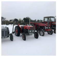 Connor Jones's Tractor Collection