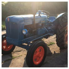 Matt Unsworth's Fordson