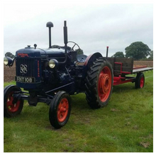 Nigel Birch's Fordson