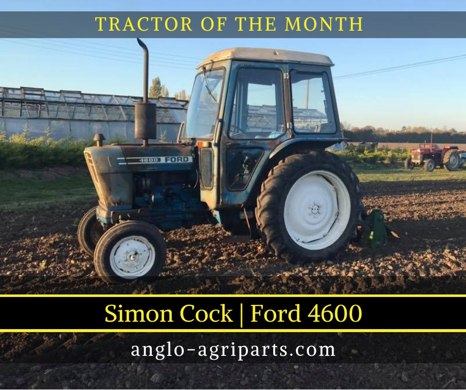 TRACTOR OF THE MONTH OCT 2018
