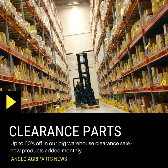 Clearance Sale - Anglo Tractor Parts