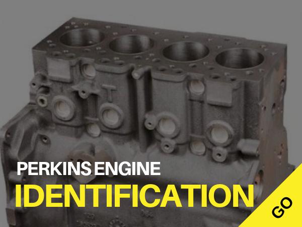 Perkins Engine Identification