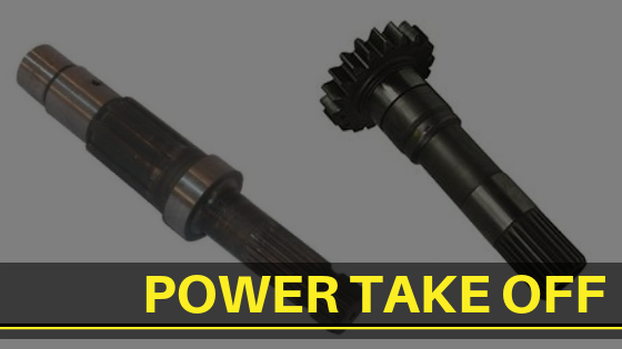 Tractor PTO Shaft | PTO Shaft | Power Take Off PTO