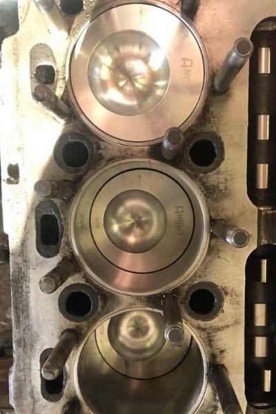 Massey 135 Engine Rebuild