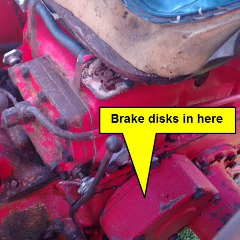 Brake Position