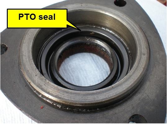 PTO seal